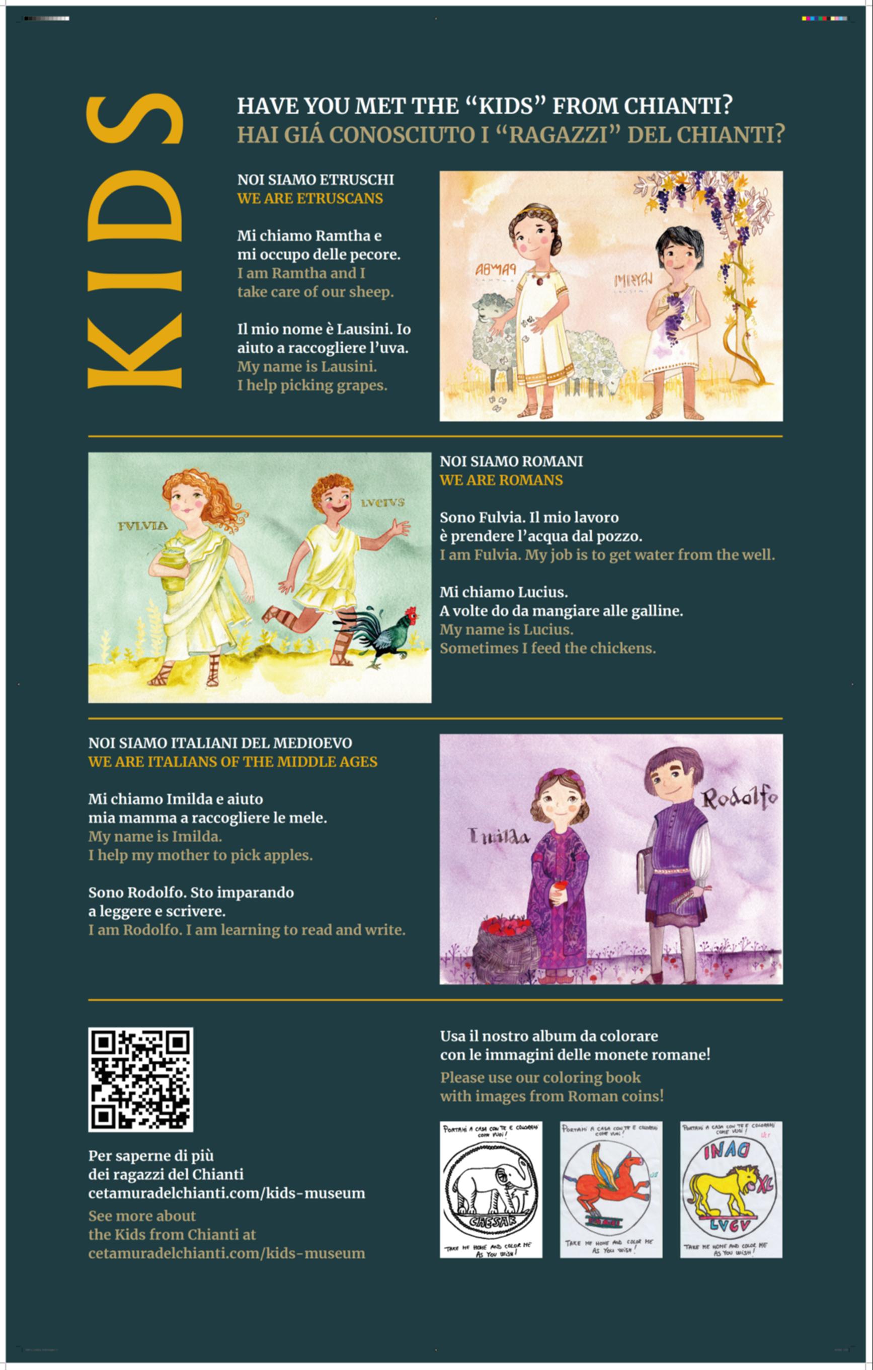 Kids poster