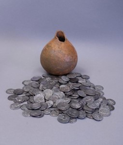 Argento and coins