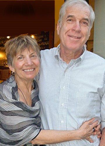 Suzanne Bucher and Bob Loewenstein